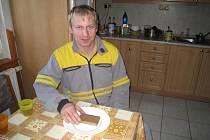 Miloš Havelka, výrobce Nedvídkovy masti.