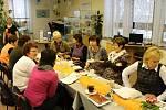 Tisková konference v jičínské knihovně o plánech na tento rok.