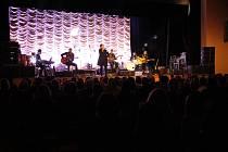 Koncert Anny K. ve Valdicích si ve středu užil téměř do posledního místa zaplněný sál.
