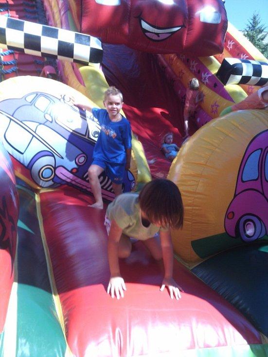 Zábava pro děti.