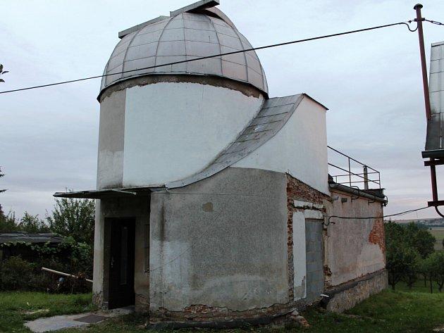 Jičínská hvězdárna.