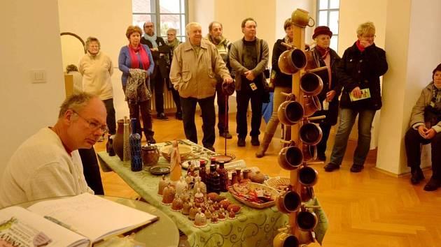 Výstava v lomnickém muzeu Dráteníkův rok.