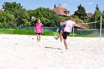 Centrum plážových sportů Matěják
