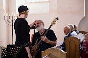 Slavnostní den židovské kultury. Dorazil i izraelský velvyslanec