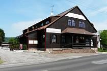 Restaurace Mája, Vrchovina, Nová Paka.