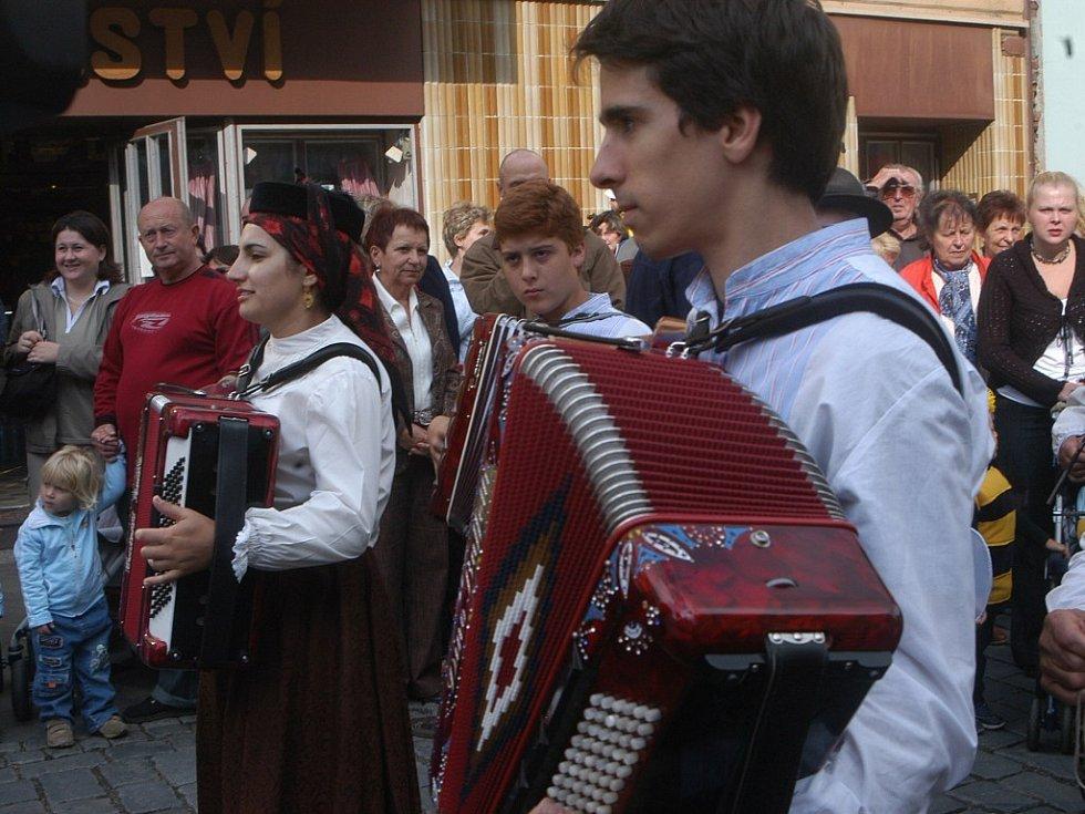Zahájení 17. ročníku festivalu Jičín - město pohádky.