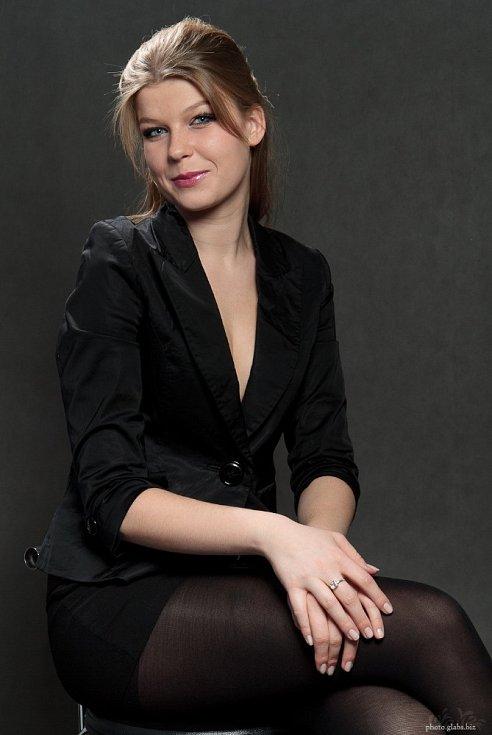Karolína Žmolíková.