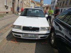 Kuriózní dopravní nehoda pod vlivem alkoholu.