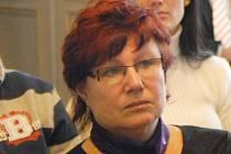 Hana Rozsévačová.