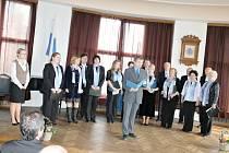 Kulturní součást sestávala z vystoupení sboru Stojmír, hry na klavír v podání Elišky Frydrychové a žákyň ZUŠ a recitace básní Fráni Šrámka, soboteckého rodáka.