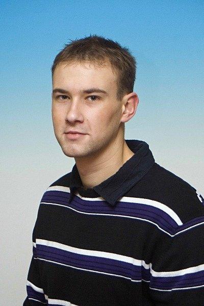 LIBOR ŠVANDRLÍK (TJ Jičín) Basketbalista, výrazná opora druholigových jičínských mužů, hostující i v první lize v Hradci Králové.