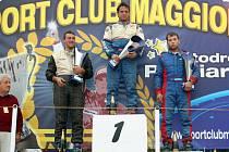 KRÁSNÝ POCIT. Mistr Evropy 2012 Václav Fejfar pojistil titul v italské Maggioře, kde zvítězil.