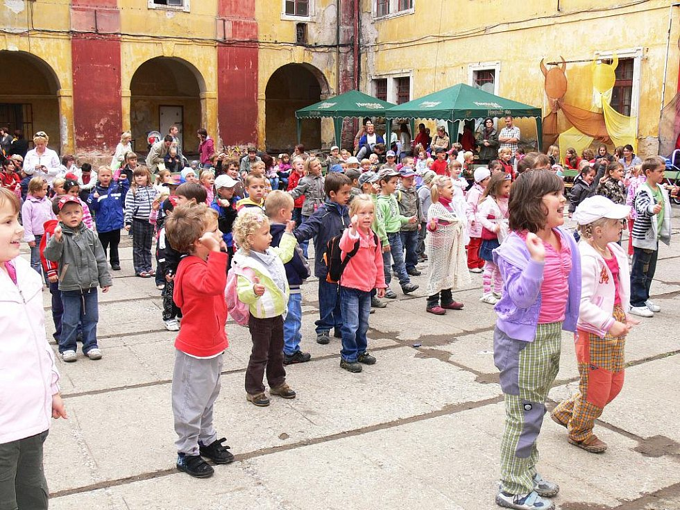 Jičínský pohádkový festival - čtvrtý den.