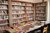 Cerekvická knihovna.