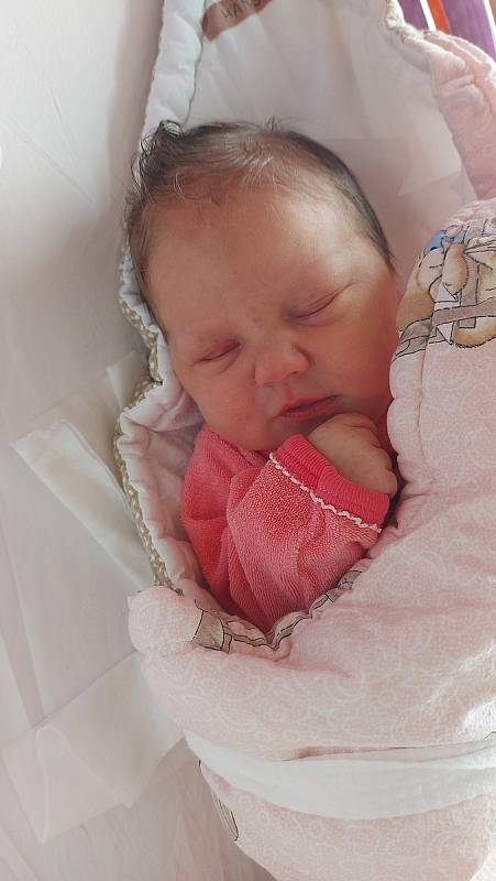 Anežka Hanušová se narodila 21. září 2021 v 11:10 hodin v náchodské porodnici. Váha ukázala, že má 3 835 gramů. Doma ji přivítá sestřička Štěpánka. Tatínek Zdeněk Hanuš a maminka Jitka Šplíchalová jsou z Náchoda.