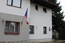 Obecní úřad v Chotči.