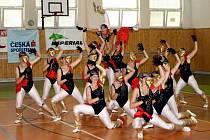 Mistrovství Čech mažoretky 2013: seniorky.