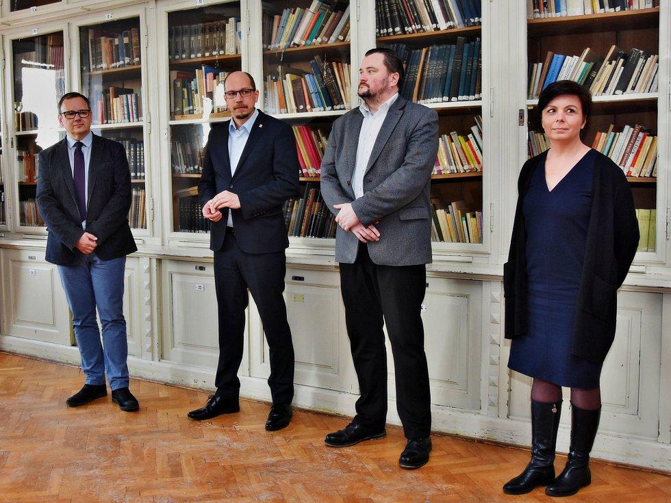 Modernizace sochařské školy v Hořicích za 11 milionů korun.