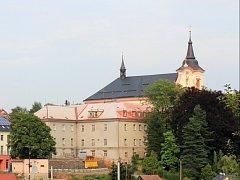 PROJEKT ROZVÍJEJÍCÍ sociální služby chce využít prostor bývalého novopackého kláštera.