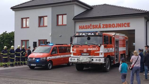 Mlázovický sbor dobrovolných hasičů se zapojil do soutěže.