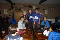 Studenti vyprávěli o cestě po Moldávii.