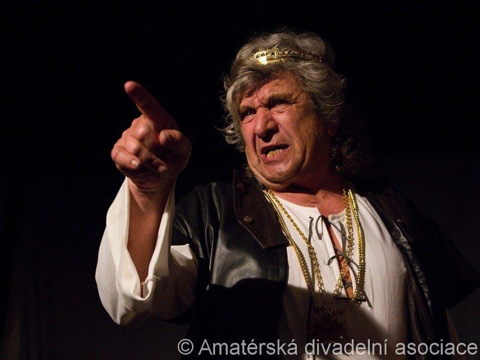 Dramaturg Josef Pšenička.