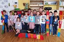 OLYMPIJSKÉ HRY 2018 V Mateřské škole U Kina