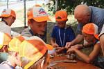 V Nové Pace se sešlo 320 dětí v rámci česko-polského projektu Přeshraniční město dětí.