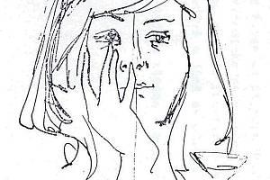 Kresba Františka Škody.