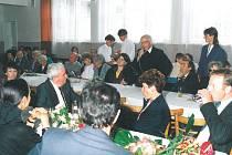 V pátečním vydání rubriky Jak jsme žili se podíváme do Židovic na sjezd rodáků v roce 1989. Foto: Antonín Erben