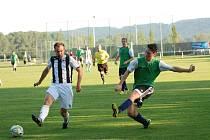 Okresní týmy krajského přeboru, Lázně Bělohrad a Jičín, se nedávno střetli v rámci Poháru KFS, ve kterém těsně po výsledku 1:0 zvítězili Bělohradští.