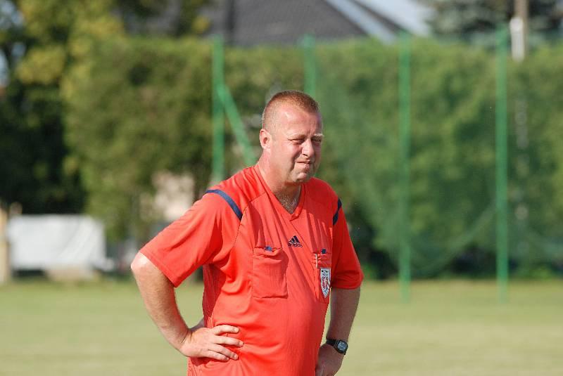 Rezerva Hořic vyhrála ve Žlunicích a převzala pohár za druhé místo.