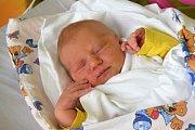 ROSTISLAV CERMAN se narodil 5. března s porodní mírou 49 cm  a váhou 3,70 kg. Usmívá se na svoji maminku Markétu Tomáškovou a tatínka Marka Cermana, kteří si svoje štěstí odvezli domů do Lomnice nad Popelkou, kde bratříčka vyhlížel dvouletý Antonín.