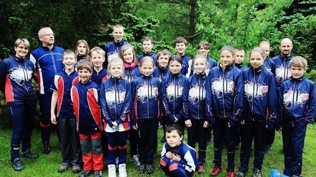 To jsou oni, kdo se zasloužili o prvenství Sportcentra v tak významné soutěži.