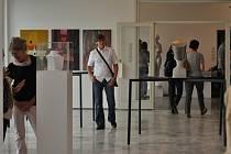 Hořice - O víkendu 16. až 18. června se v Hořicích uskutečnil čtvrtý ročník Mezinárodního festivalu krásných umění. Ve městě kamenné krásy se představlo pět polských umělců a umělkyň. Akce vznikla ve spolupráci s partnerským městem Strzegom.