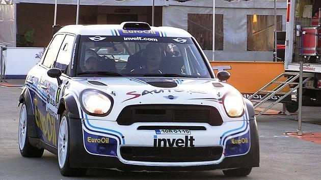 Klasifikaci mistrovství České republiky vyhrál Václav Pech s vozem Mini S2000.