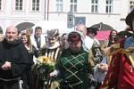 Zahájení Valdštejnských slavností v Jičíně.