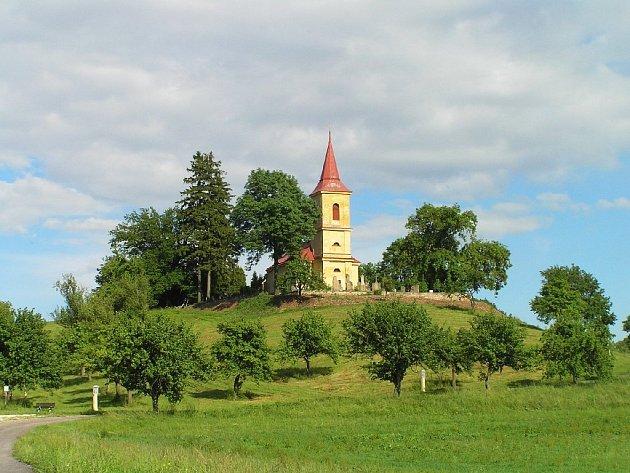 Lokalita Byšiček u Lázní Bělohrad.