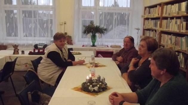 Ostruženská besídka pro děti a setkání seniorů.