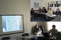 Zasedání zabývající se optimalizací cyklodopravy na Jičínsku.