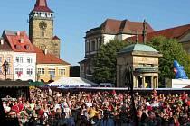Z festivalu pohádek v Jičíně.
