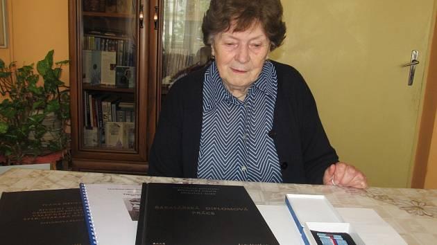 Marie Hrubá.