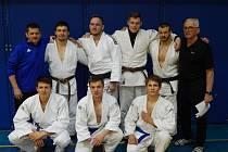 Judo: Cenné extraligové body pro domácí.