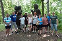 Lužanští vyrazili směrem na Plzeň, aby mohli poznat stejnojmennou obec vzdálenou přes dvě stě kilometrů.