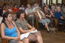 O akce pořádané v rámci Šrámkovy Sobotky je mezi veřejností velký zájem.