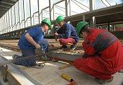 Předávání certifikátů Stavba roku 2015
