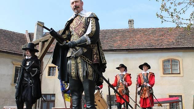 Slavnosti vína ve Starých Hradech.