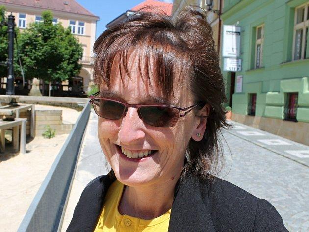 Ivana Kobrová.