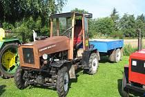 Konecchlumská traktoriáda.
