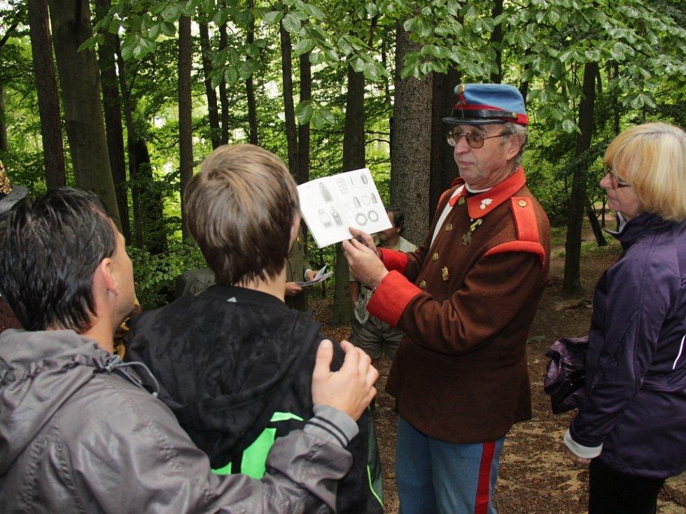 Procházka po stopách císařpána Prachovskými skalami.